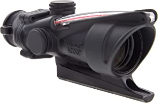 Trijicon  4 X 32 ACOG Scope with Center Illuminated Red Doughnut Reticle