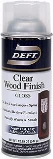 13 Oz Clear Wood Finish Gloss [Set of 6]