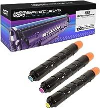 Speedy Inks - Compatible Canon GPR-30 GPR30 Color Toner Set of 3 Cartridges 2793B003AA, 2797B003AA, 2801B003AA for ImageRunner Advance C5250, Laser ImageRunner C5045, Laser ImageRunner C5051
