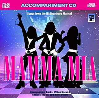 Mamma Mia: Songs from the Broadway Musical Accompaniment Set