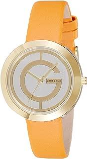 Giordano Analog Gold Dial Women's Watch - A2042-03