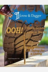 Pilcrow & Dagger: August/September 2017 - That's Gonna Leave A Mark Paperback