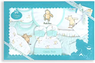 Disney Classic Pooh Giftset, Green, Newborn, 10-Piece