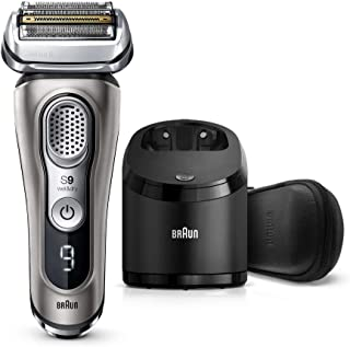Tondeuse barbe professionnelle Braun Series9 9385cc