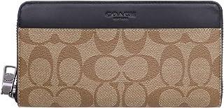 [コーチ] COACH 財布 (長財布) F58112 シグネチャー 長財布 レディース [アウトレット品] [並行輸入品]