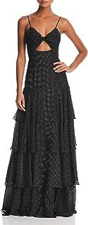 Jill Jill Stuart Women's Tiered Polka Dot Dress