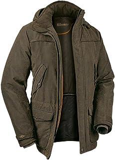 Blaser Argali 2 – Abrigo para Hombre Invierno marrón Melange – Chaqueta de Caza