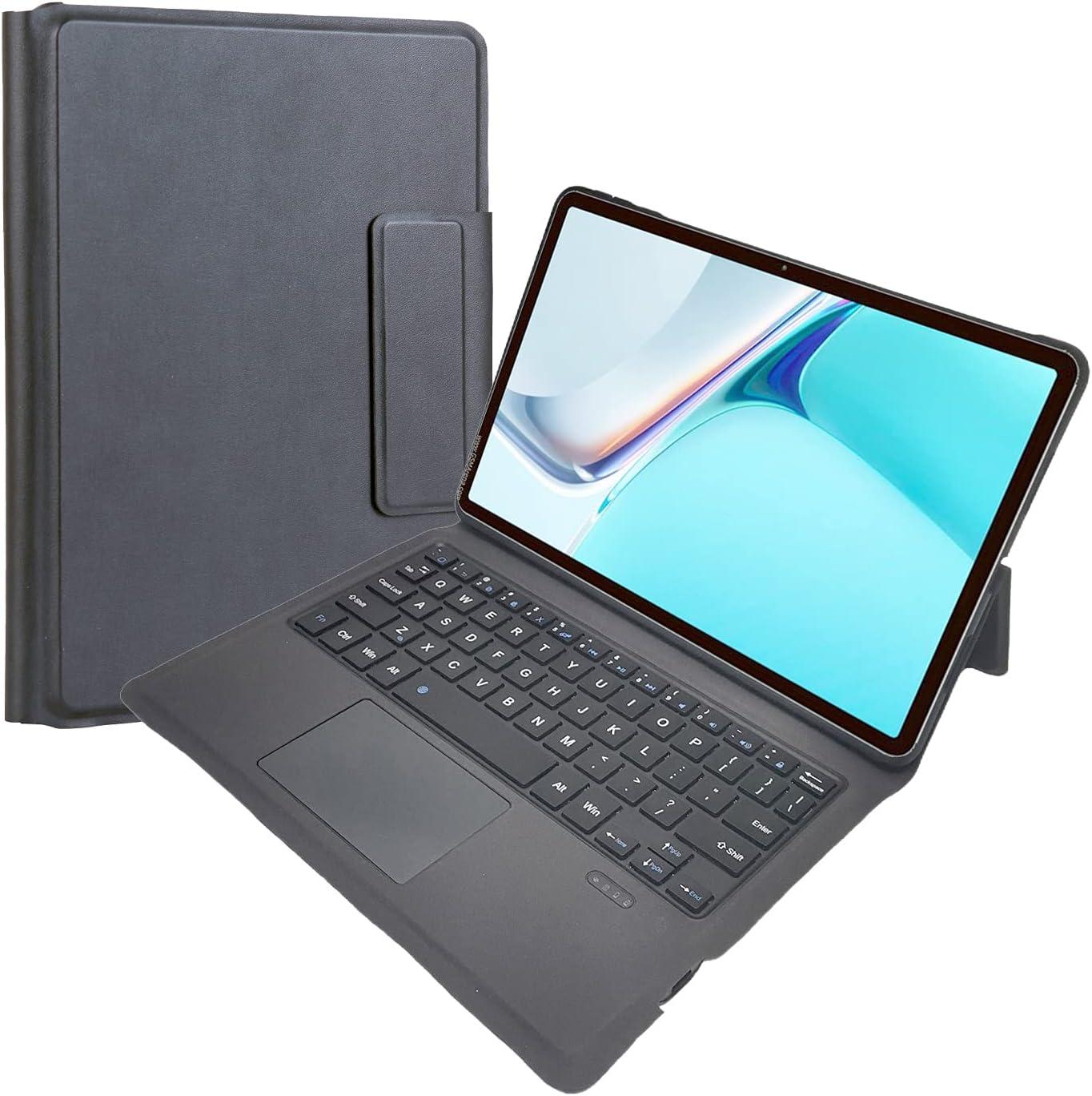 NB Ultra Thin Keyboard Case for Huawei MatePad 11, Ultra Slim Aluminium Keyboard Cover (TOUCHPAD Mouse) Smart Case for Huawei MatePad 11