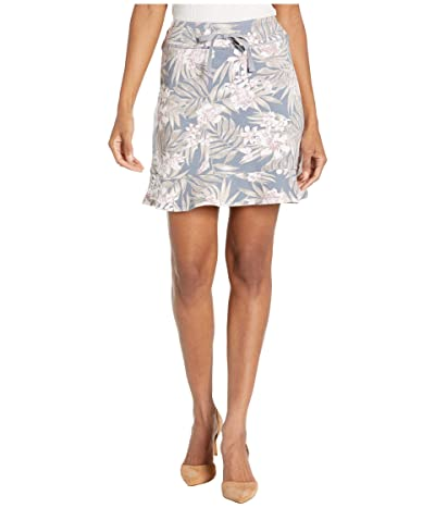 Tribal Ruffle Skort (Lilac) Women