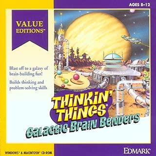 Thinkin' Things Galactic Brain Benders Age Rating:8 - 12
