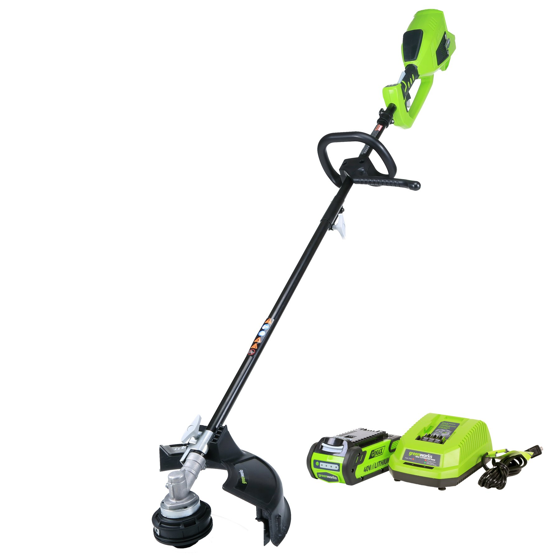 Greenworks Cordless Attachment Included 2100702