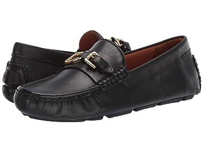 Polo Ralph Lauren Anders Bit (Black Calf Leather) Men