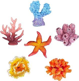 Amazon.es: UEETEK - Adornos de coral / Decoración para acuarios ...