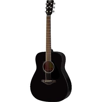 YAMAHA FG800 Westerngitarre Schwarz