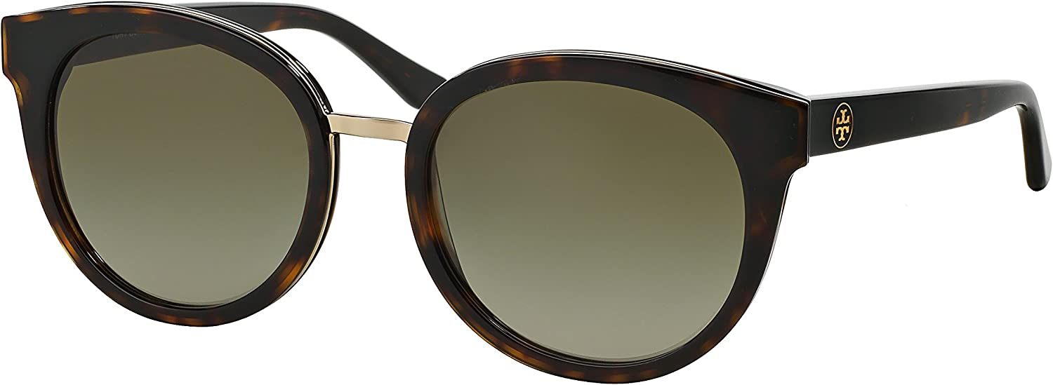 Tory Burch 7062 510 13 Tortoise Brown Gradient Sunglasses