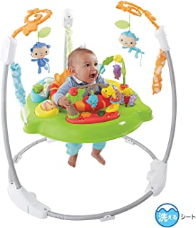 レインフォレスト ジャンパルーII レインフォレストII 3か月 知育玩具 並行輸入品 [並行輸入品]