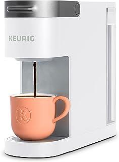 Keurig K-Slim Coffee Maker, Single Serve K-Cup Pod Coffee...