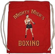 Urban Backwoods Mighty Mick's Boxing I Sporttas Gym Zak Sportzak Rugzak