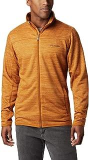 Columbia Mens Birch WoodsTM Ii Full Zip Fleece Fleece Jacket