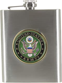 U.S. Army Stainless Steel Flask