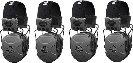 Walkers XCEL 500BT Active Shooting Protection Equipment Earphone Muff (4 Pack)