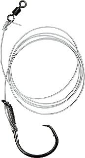 Gamakatsu 101505 Catfish Rig Circle Hook-2 Per Pack (Black, 5/0)