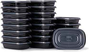 Rubbermaid 2108383 TakeAlongs Food Storage Containers, Set of 22 (44 Pieces Total) | for Meal Prep, Lunch for Adults & Kid...