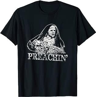 Town Townie Preachin' Nun T Shirt