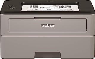 comprar comparacion Brother HLL2310DZX1, Impresora Láser Monocromo Dúplex (30 ppm, USB 2.0, Procesador de 600 MHz, Memoria de 32 MB), USB, Win...