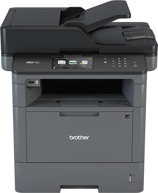 Brother 948854 Multifunktions Drucker Laser 40ppm Schwarz Weiss Küche Haushalt