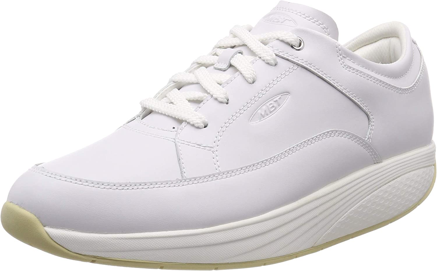 MBT shoes Reem 6 M White, shoes for Men