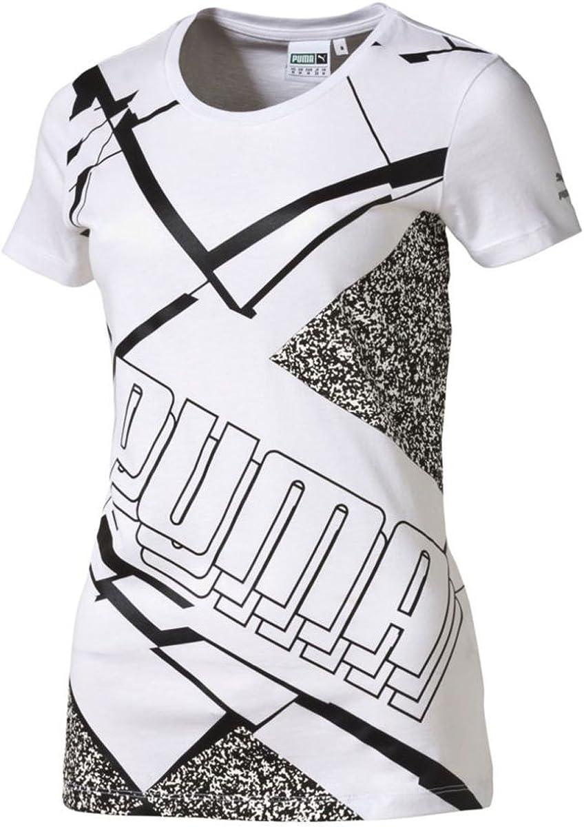 PUMA Women's Branded T-Shirt