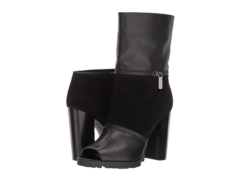 Katy Perry The Evelyn (Black Tumbled Leather) Women