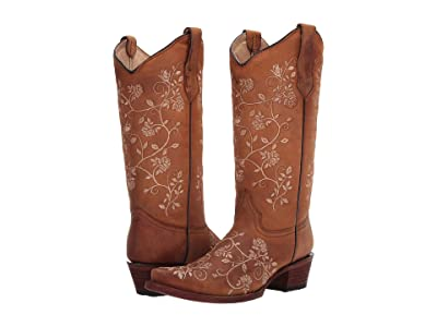 Corral Boots L5443 (Straw) Women