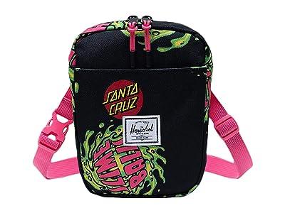 Herschel Supply Co. Cruz (Slimeball/Hot Pink/Black) Bags