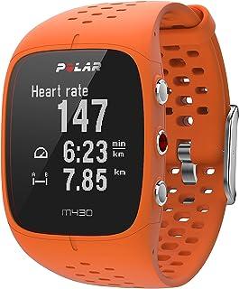 comprar comparacion Polar M430 Reloj de Running con GPS y Frecuencia cardíaca en la muñeca - Multideporte - Actividad 24/7 - Naranja, M/L