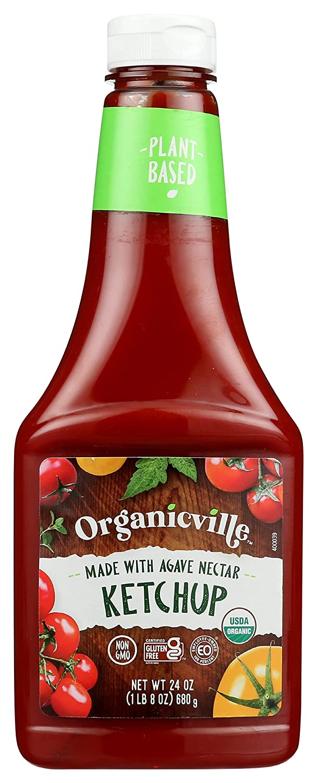 Organicville Special price - Organic oz. mart 24 Ketchup