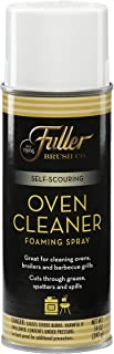 Fuller Brush Self-Scouring Oven Cleaner - No Scrub & Fumeless Oven Grill/Rack & Interior Cleaning Solution - Cleans Grease, Oil & Food Splatters - For Clean & Odor Free Electric Kitchen Appliances