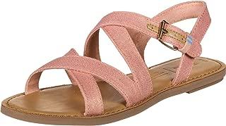 Women's Sicily Ankle Strap Leather Sandal