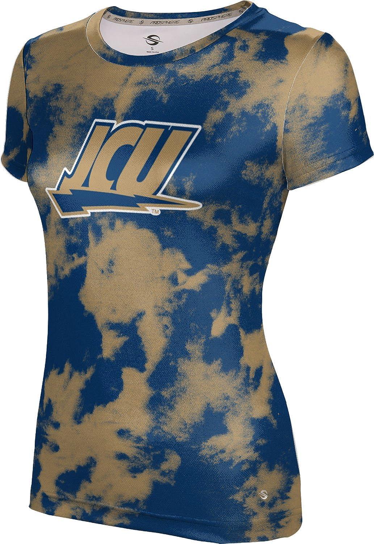 ProSphere John Carroll University Girls' Performance T-Shirt (Grunge)