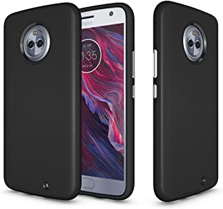 Bear Motion for Moto X4 - Shockproof TPU/PC Fusion Cover Case for Moto X4 (Moto X 4, Green)