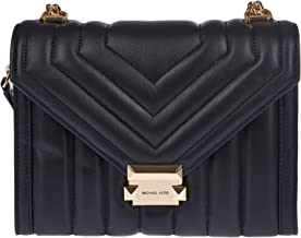 Luxury Fashion | Michael Kors Womens 30F8GXIL3T001 Black Shoulder Bag | Fall Winter 19