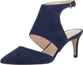 ladies blue dress shoes