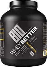Bio-Synergy Whey Better Whey Protein Powder Isolate 2 25kg 75 Servings Banoffee Flavour Estimated Price : £ 62,61