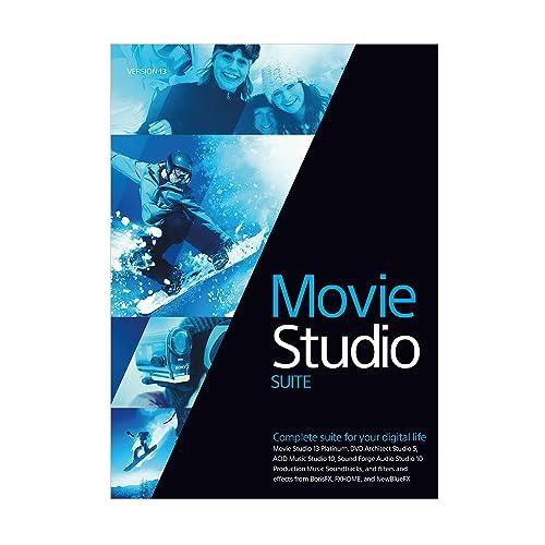 VEGAS Movie Studio 13 Suite [Download]