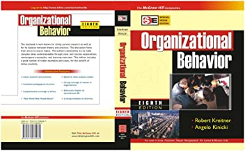 Organizational Behavior, Eighth (8th) Edition [Special Indian Edition]