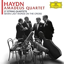 Haydn 27 String Quartets