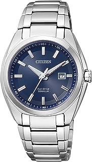 Womens Analogue Quartz Watch with Titanium Strap EW2210-53L