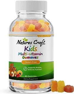 Gummy Vitamins for Kids Immune Support - Children's Vitamins Supplements for Toddler and Kids Health - Kids Multivitamin G...