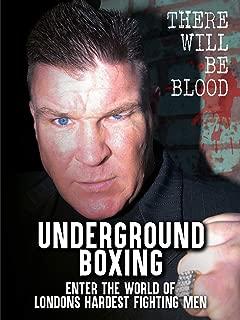 Underground Boxing